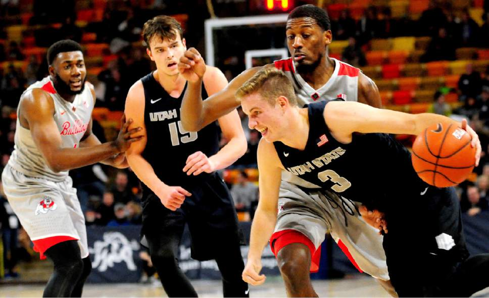 Utah State basketball: With MWC leader Nevada coming to ...