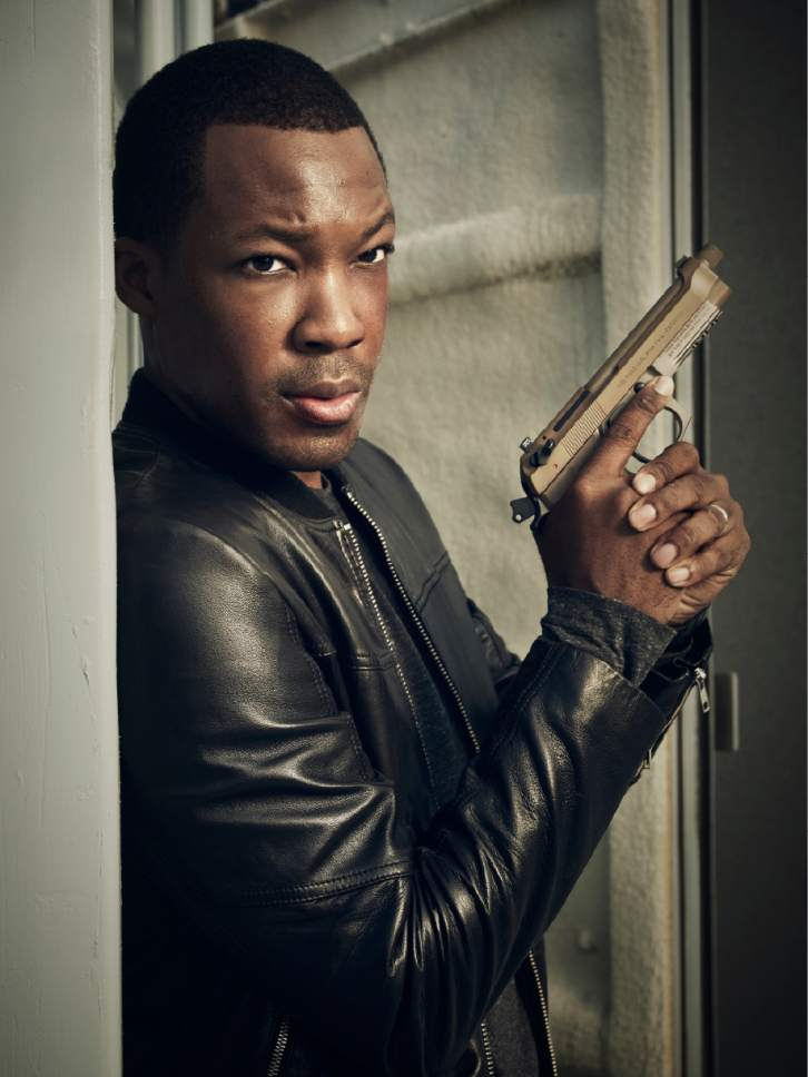 "Corey Hawkins stars in ""24: Legacy."" Mathieu Young  