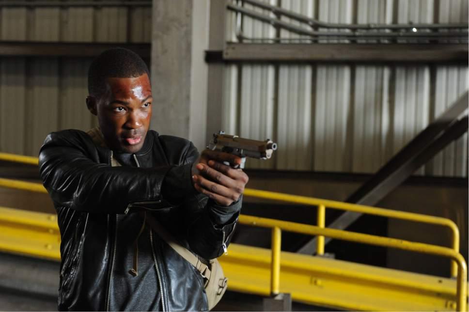 "Corey Hawkins stars in ""24: Legacy."" Ray Mickshaw  |  Fox"
