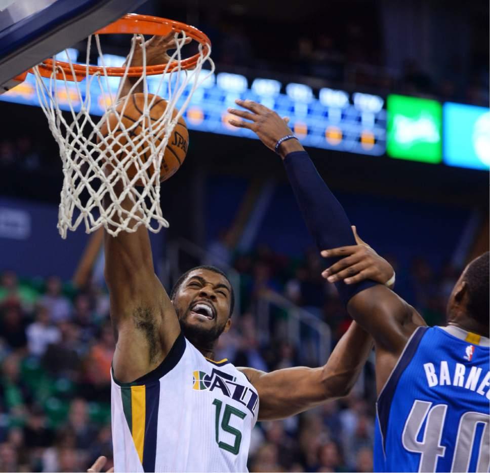 Ball Balance Season Java Game: Utah Jazz Finding Balance Between Favors' Pain, Production