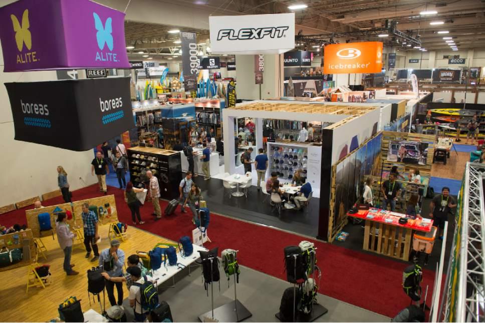 Outdoor Retailer Show May Leave Salt Lake City Seeks Bids