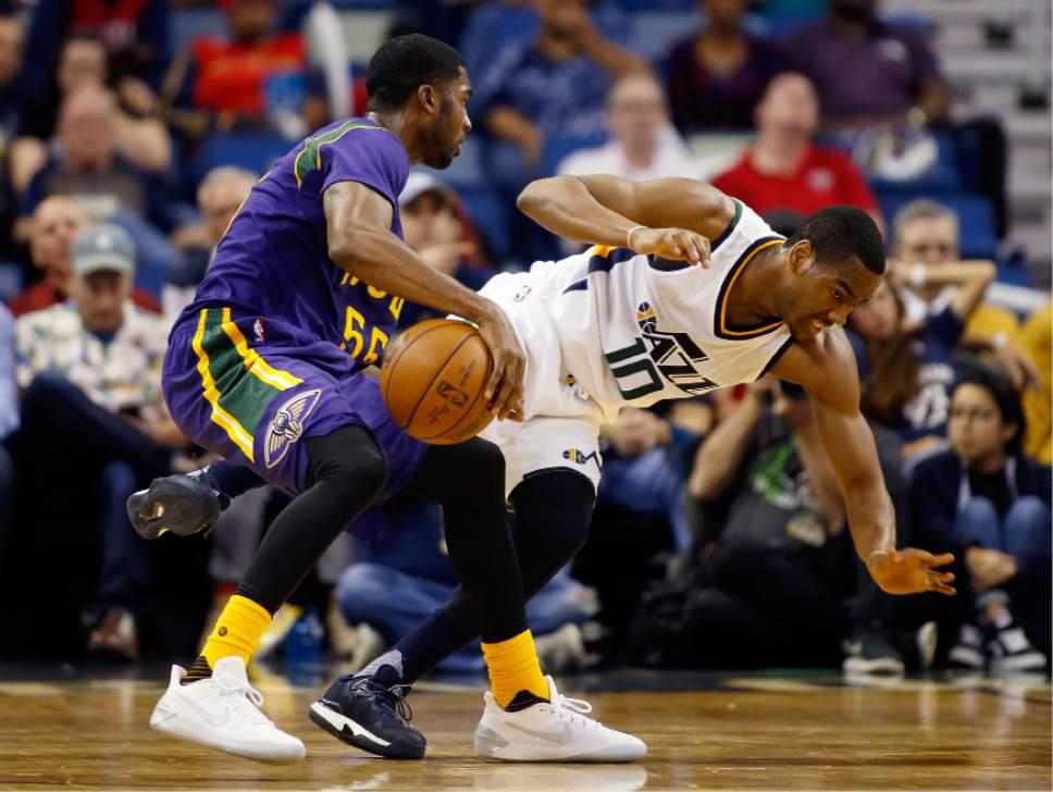 Utah Jazz: Joe Johnson Scores 27 As Jazz Pummel Pelicans