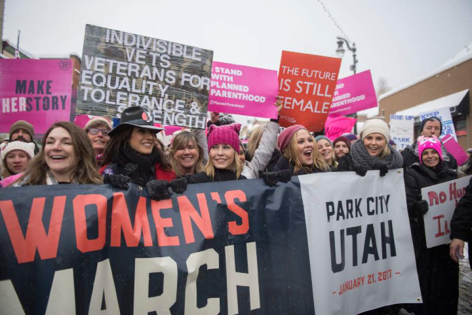 We shouldnt have to fight for the progress we already made – Planned Parenthood Park City