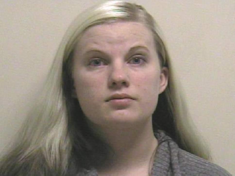 Courtesy  |  Utah County Jail  Sarah Lewis