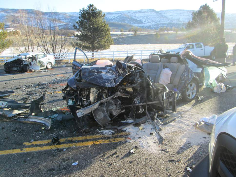 Car Accidents Utah County