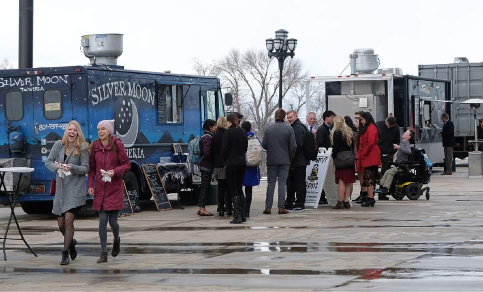 Food Truck Licensing Utah