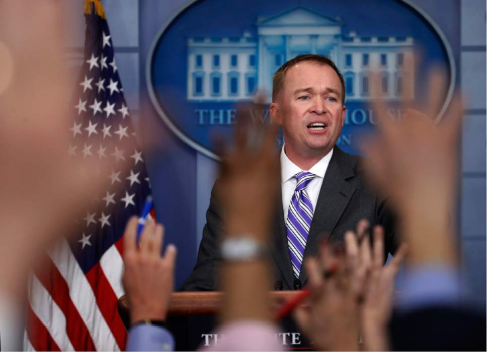 $54B surge for military in Trump budget - The Salt Lake ...
