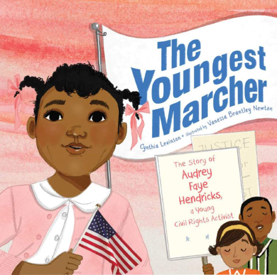 """Courtesy photo  Cover of """"The Youngest Marcher"""" by Cynthia Levinson."""