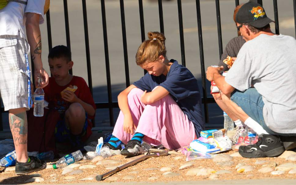 Poverty and studies homeless children