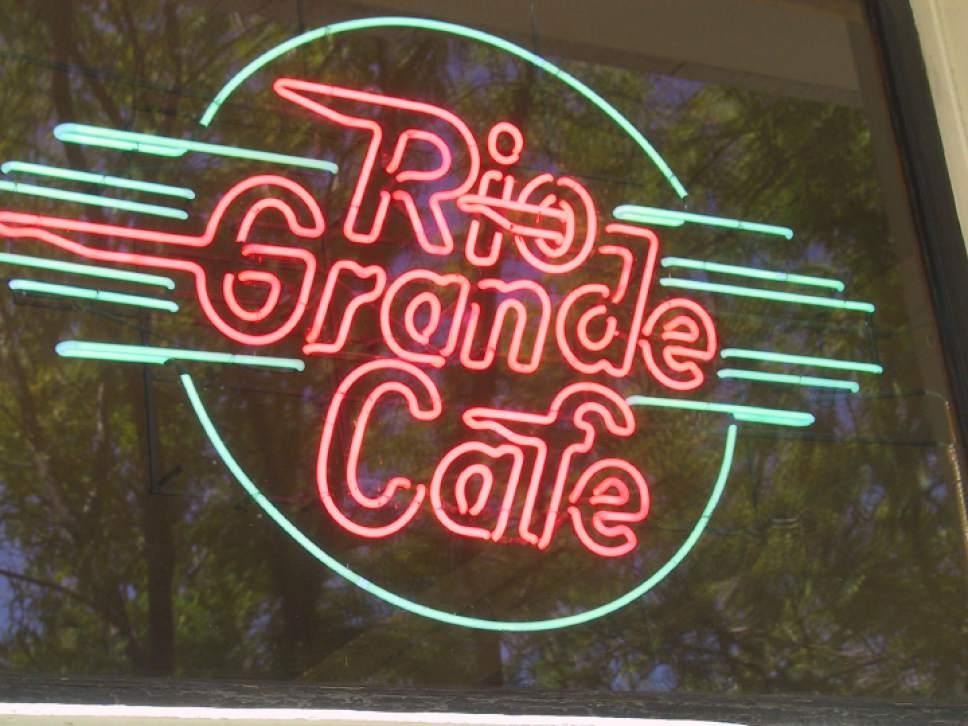 Cafe Rio Slc
