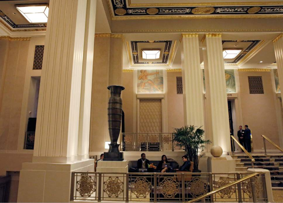 Waldorf Astoria Hotel Salt Lake City