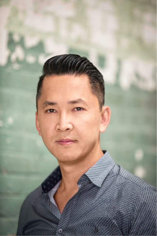 Putlizer Prize-winning author Viet Thanh Nguyen will read in Salt Lake City March 9 and 10. BeBe Jacobs  |  Courtesy