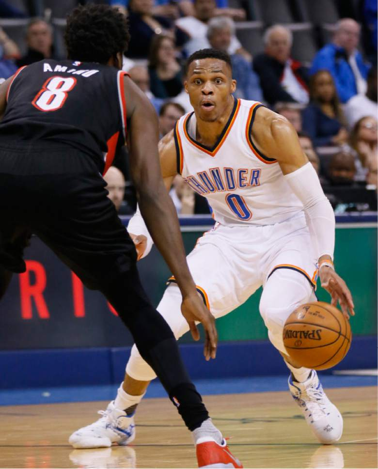 NBA: Russell Westbrook Scores 58 Points, But Thunder Lose