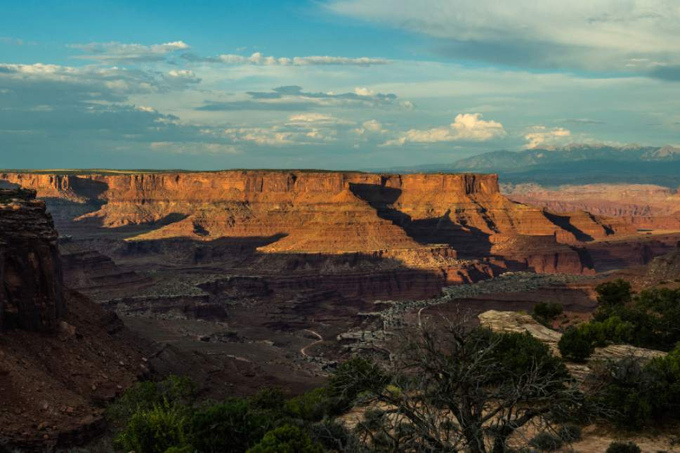 Chris Detrick  |  The Salt Lake Tribune Island in the Sky District at Canyonlands National Park.