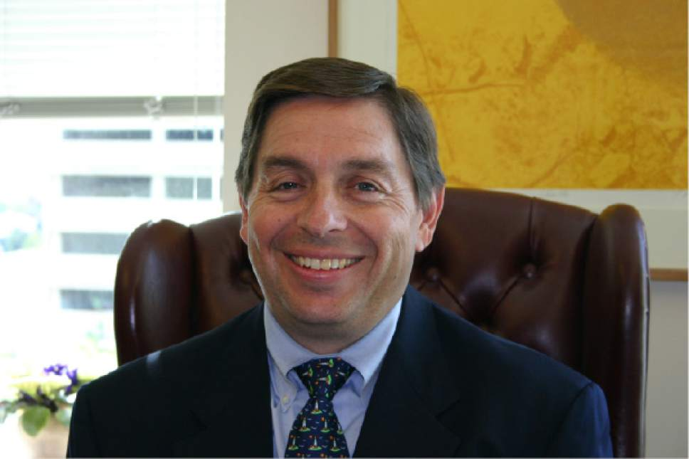 Richard H. Schwermer is the Utah State Courts' state court administrator.