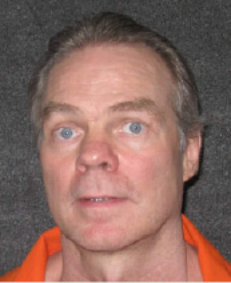Courtesy  |  Utah Department of Corrections  Utah death row inmate, Douglas A. Lovell.