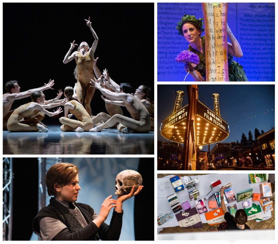 Tribune File Photos  Utah's arts advocates are increasingly championing the arts as an economic investment amid fears of funding cuts to the National Endowment for the Arts and National Endowment for the Humanities by the Trump administration.