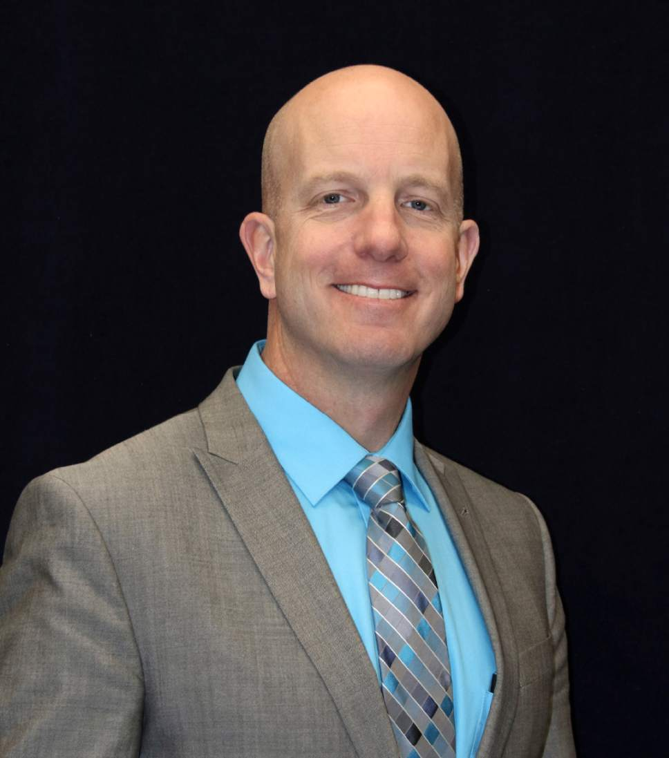 Rich Nye, recently announced as the next superintendent of Ogden School District.  Courtesy Photo | Utah Board of Education