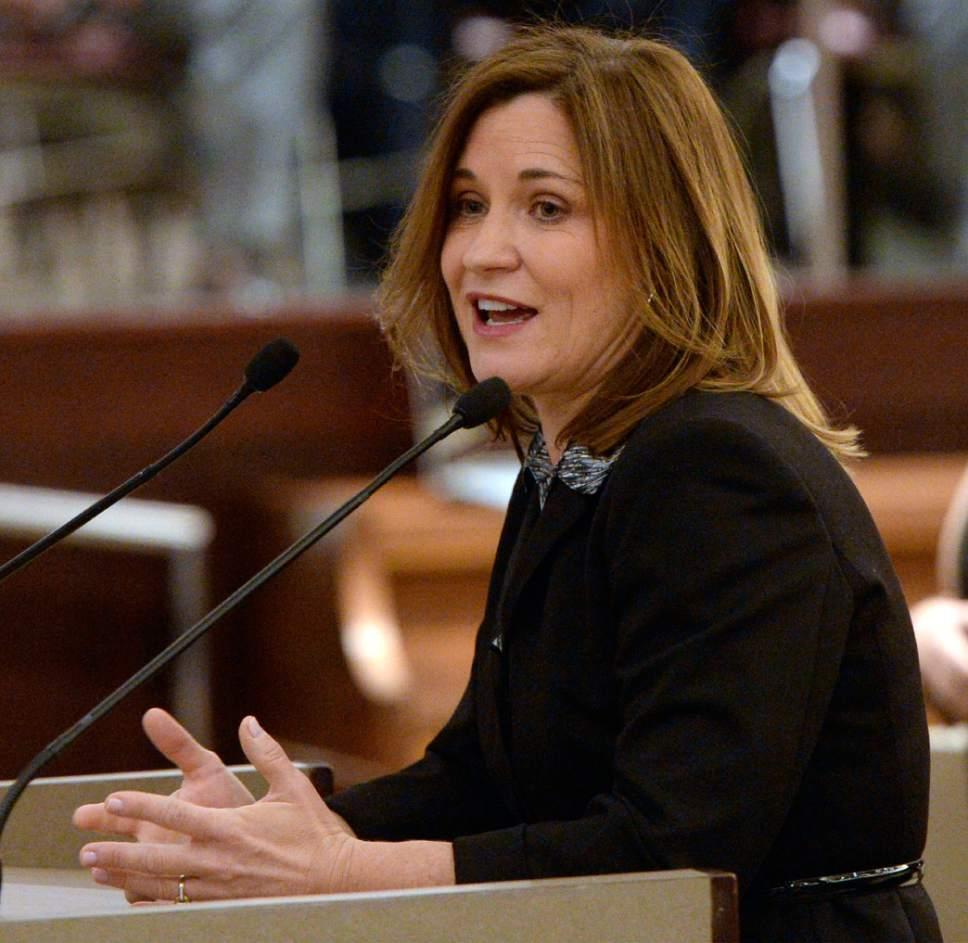 utah democrat jenny wilson appointed  national party transition team  salt lake tribune