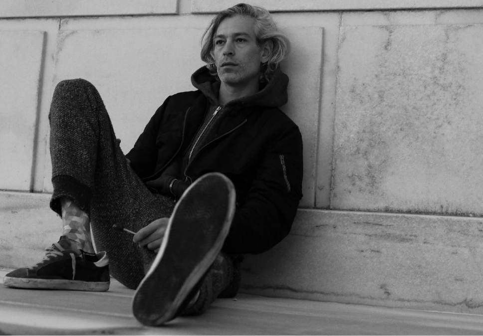 Courtesy photo  Matisyahu, a reggae vocalist, beatboxer, and alternative rock musician, will be performing at Park City Live on Saturday, March 18.