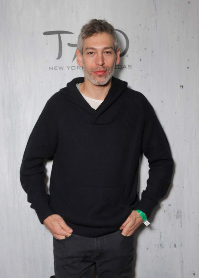 Matisyahu attends TAO Sundance on Sunday, Jan. 25, 2015, in Park City. (Photo by Todd Williamson/Invision for TAO Group/AP Images)