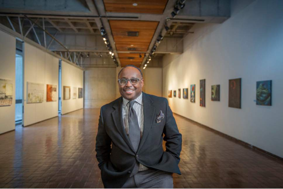 |  Courtesy Utah State University  Raymond Tymas-Jones will perform Feb. 11, 2016, at Caine College of the Arts at Utah State University in Logan. Tymas-Jones, a tenor, will perform a collection of Negro spirituals that celebrate the legacy and contributions of the music to American culture. For tickets, call 435-797-8022 or visit cca.usu.edu.