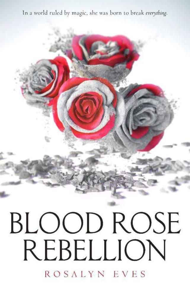 "Courtesy photo ""Blood Rose Rebellion,"" published March 28."