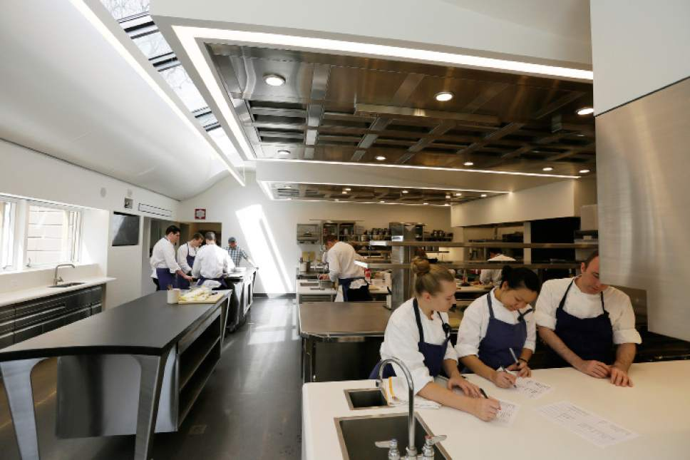 Thomas Keller Shows Off His Sleek New French Laundry
