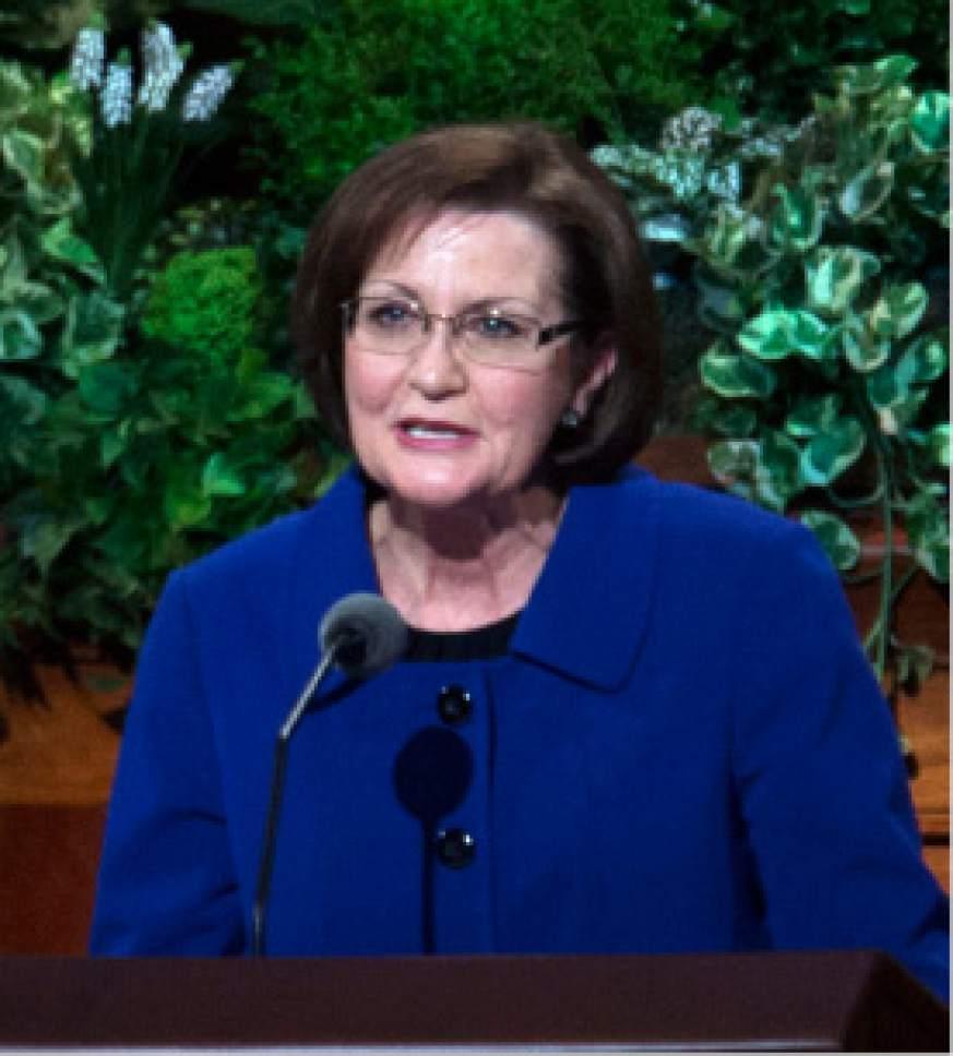Linda K. Burton • Relief Society general president