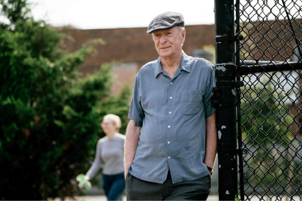 """In this image released by Warner Bros. Pictures, Michael Caine appears in a scene from """"Going in Style."""" (Atsushi Nishijima/Warner Bros. Pictures via AP)"""