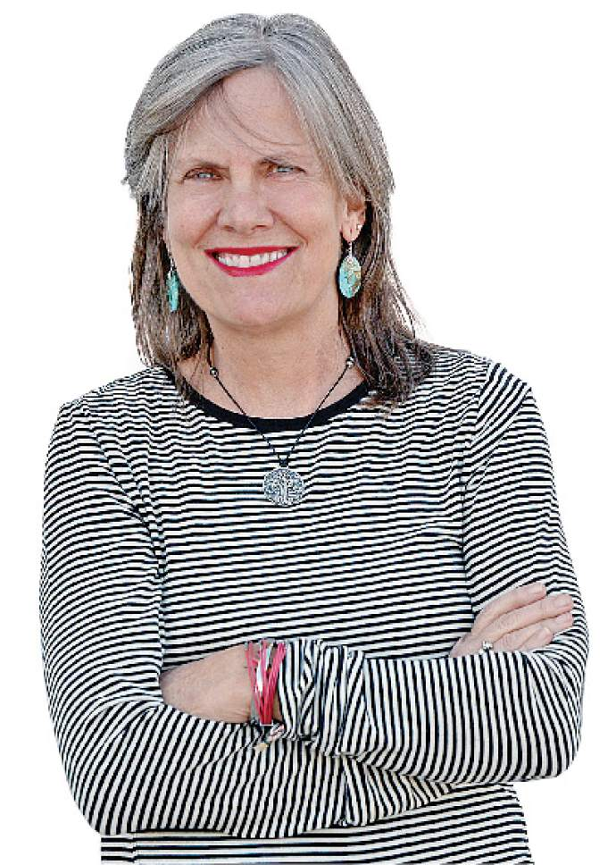 Francisco Kjolseth | The Salt Lake Tribune Tribune columnist Ann Cannon