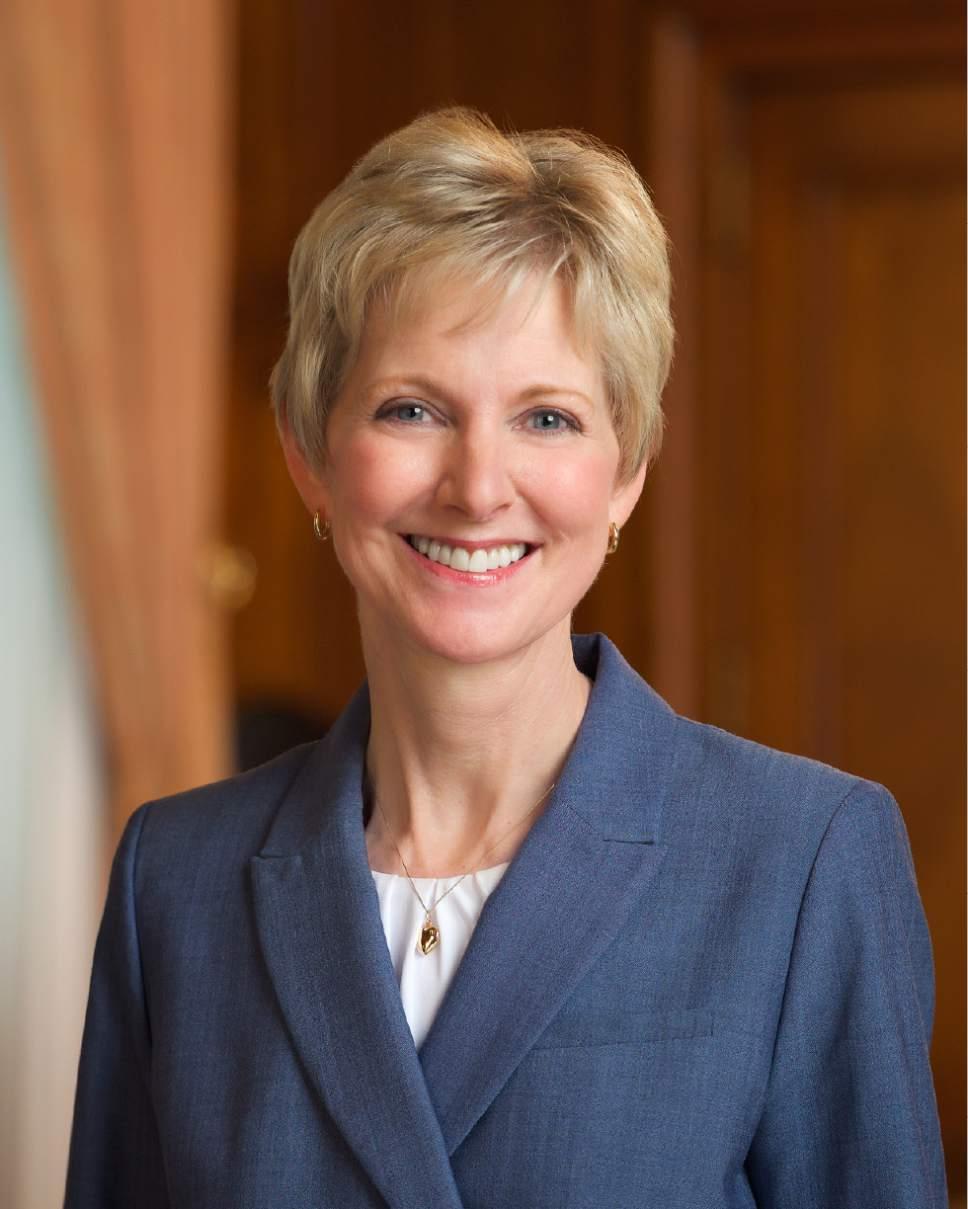 Sister Jean B. Bingham, Relief Society President.