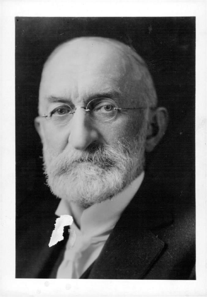 Heber J. Grant • Former L.D.S. Church president