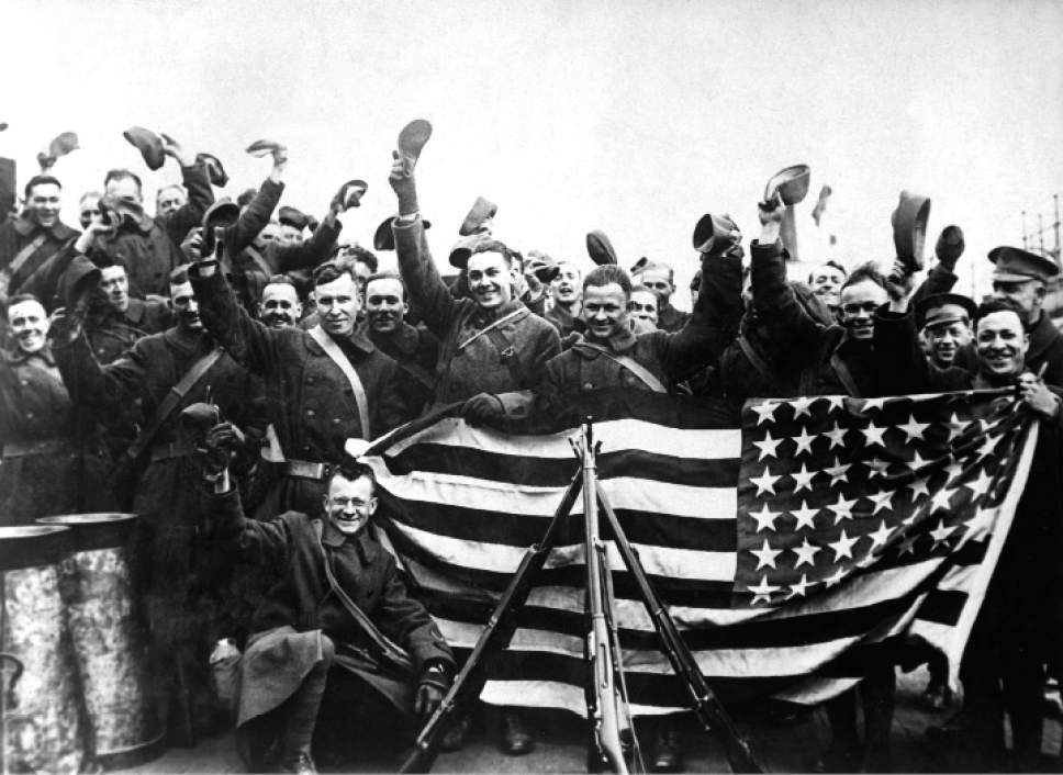Image result for end of WWI