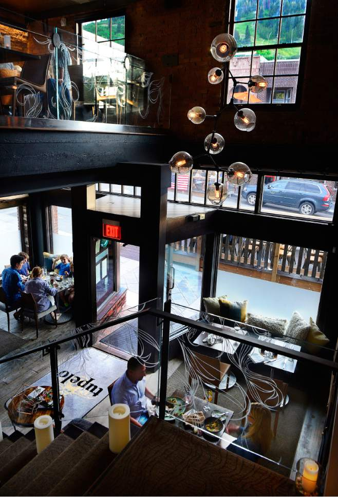 Scott Sommerdorf   |  The Salt Lake Tribune   Tupelo Restaurant is one of several Park City restaurants and bars that will be temporarily closed or adjusting business hours for the spring shoulder season.