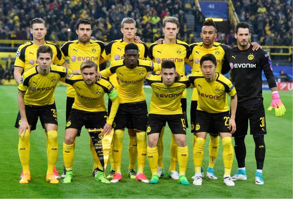 Soccer Germany Arrests 1 Eyes Islamic Extremist Motive In Dortmund The Salt Lake Tribune