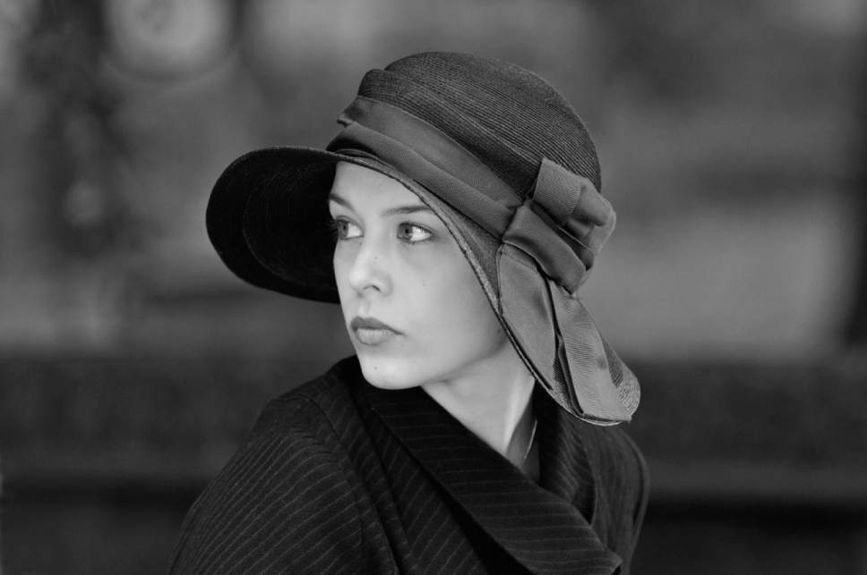 "Paula Beer plays Anna, a woman dealing with the loss of her fiancee in World War I, in François Ozon's drama ""Frantz."" Jean-Claude Moireau  