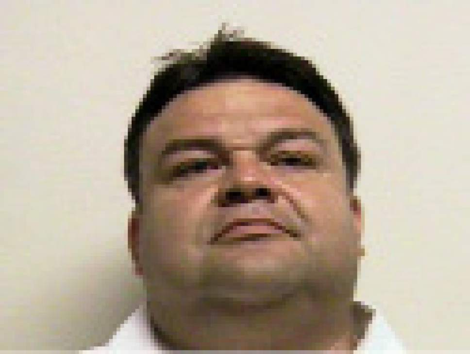 """This photo provided by the Utah County Sheriff's Office shows Keith Robert Vallejo. A judge in heavily Mormon Utah who was sentencing the former church bishop for rape called the defendant an """"extraordinary, good man"""" who did something wrong. Judge Thomas Low appeared to become emotional when he sentenced Vallejo on Wednesday, April 12, 2017, to up to life in prison for 10 counts of forcible sexual abuse and one count of object rape, The Salt Lake Tribune reported. (Utah County Sheriff's Office, via AP)"""