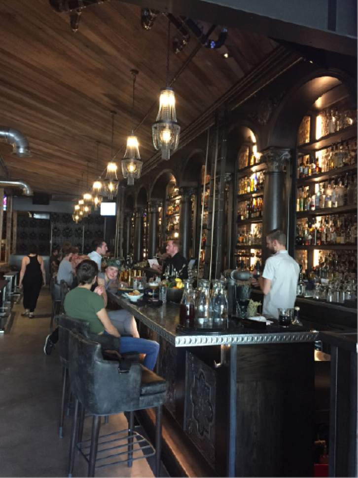Say Cheers To These Three New Salt Lake City Bars The