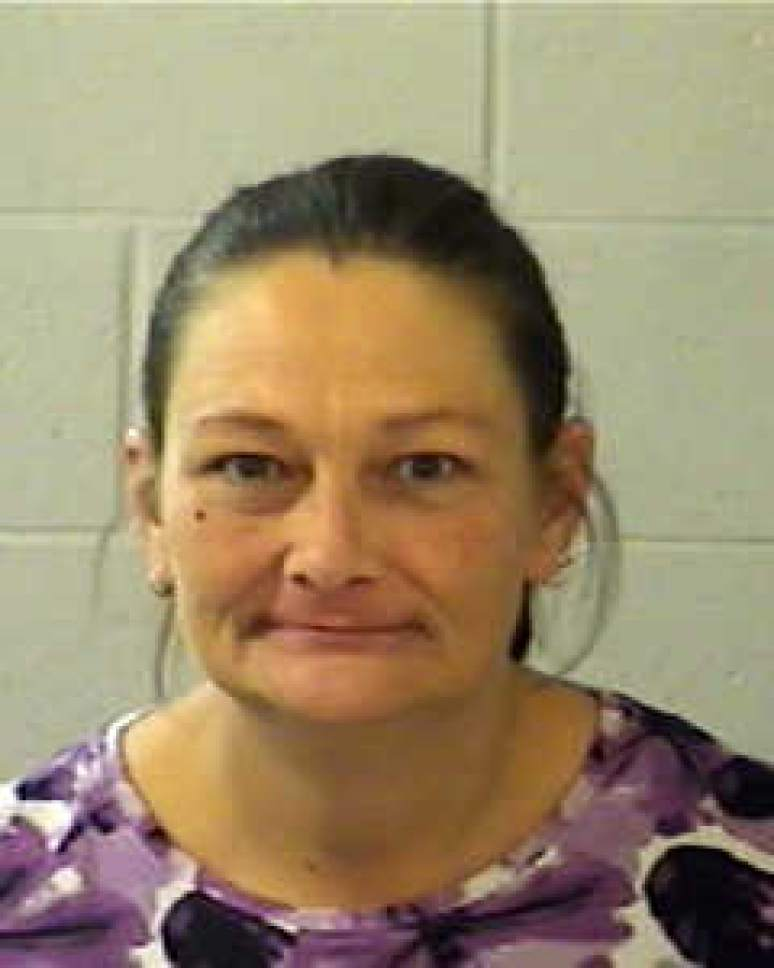Courtesy of Washington County jail  Tammy Renee Freeman