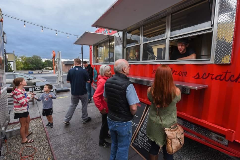 Salt Lake Food Truck League