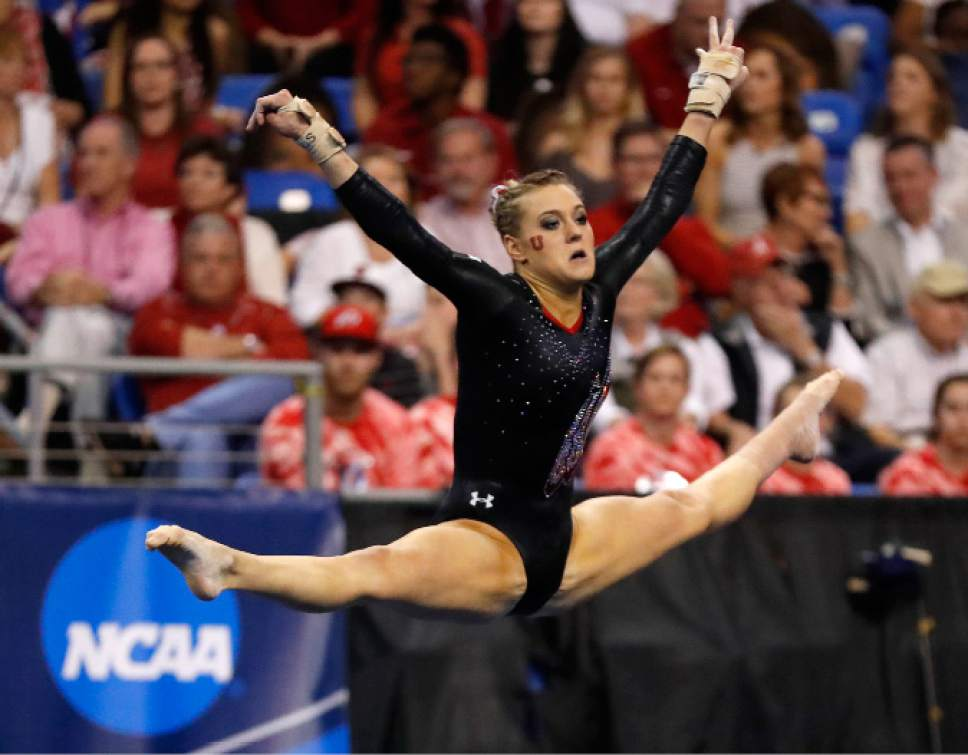 Utah Gymnastics Utes To Host Regionals In 2018 2021