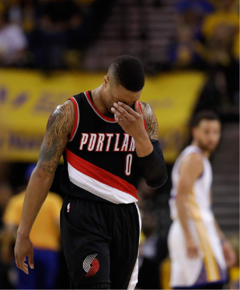 NBA: Warriors Take 2-0 Series Lead On Blazers, Win Without