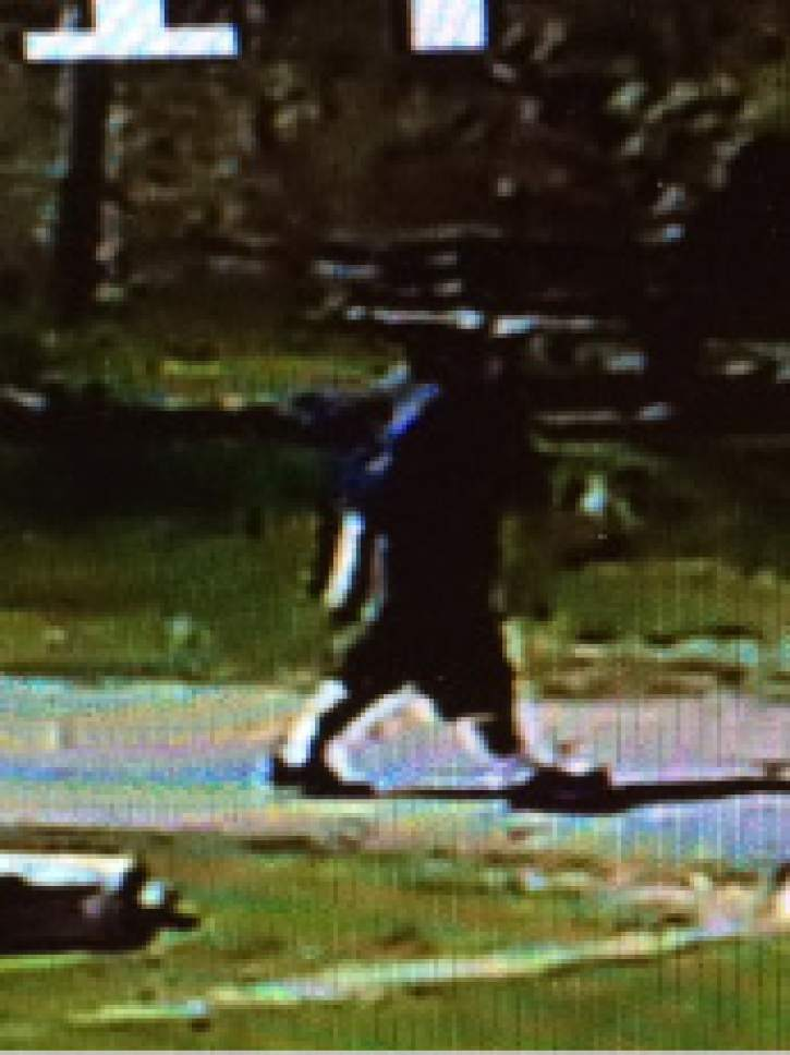 |  Courtesy South Salt Lake Police Department  Investigators are trying to identify the people in the photos that were walking on the Jordan River Parkway Trail on Easter Sunday (04/16/2017) between the hours 11:00 A.M. and 2:00 P.M. near the area of 3110 South.  Police believe these individuals are potential witnesses that may have interacted with or saw Matthew Holt before his death.