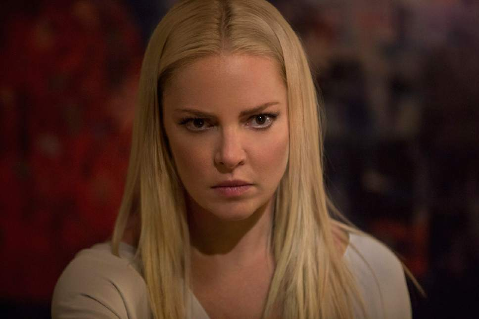 """This image released by Warner Bros. Pictures shows Katherine Heigle in a scene from, """"Unforgettable."""" (Karen Ballard/Warner Bros. Pictures via AP)"""
