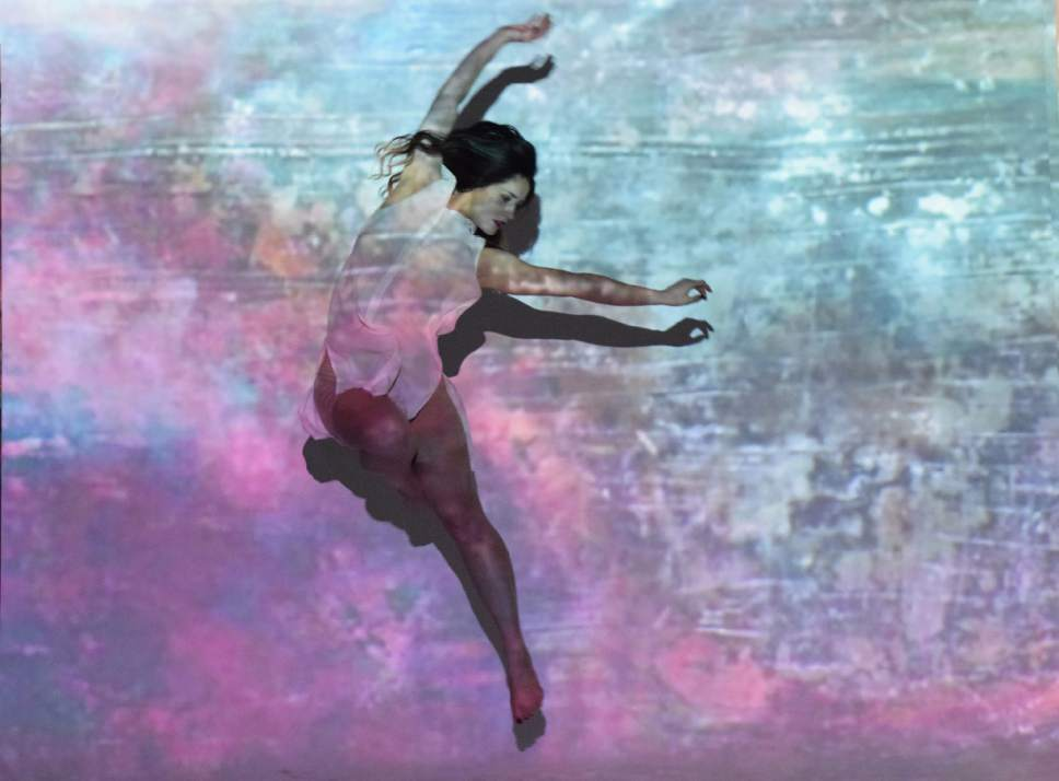 Courtesy photo  SALT Contemporary Dance presents its Spring Season of Three World-Premiers on April 28-29 at the Infinity Event Center in Salt Lake City.
