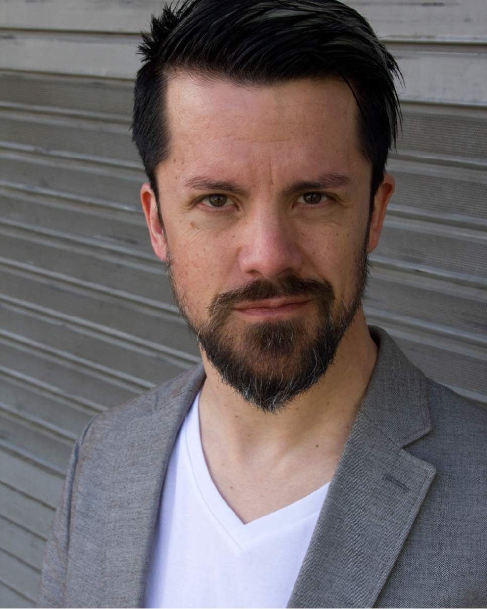 """Courtesy photo  Actor Barrett Ogden is part of the cast of """"Intersections II: Forging Family Through More Than DNA,"""" a staged reading April 28-29 that is a co-production of Art Access and Plan-B Theatre playing at Art Access in Salt Lake City."""