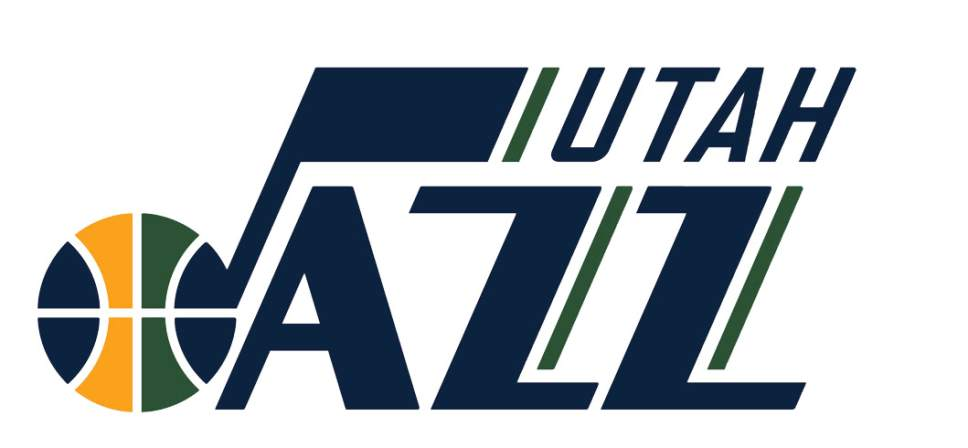 Courtesy image  A rendering of new logo designs for the Utah Jazz.