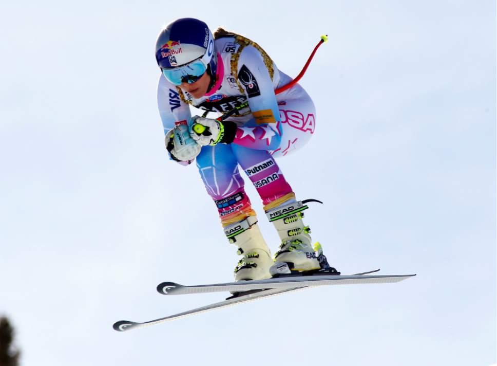 Winter sports: Skier Lindsey Vonn, 32, still has a ...