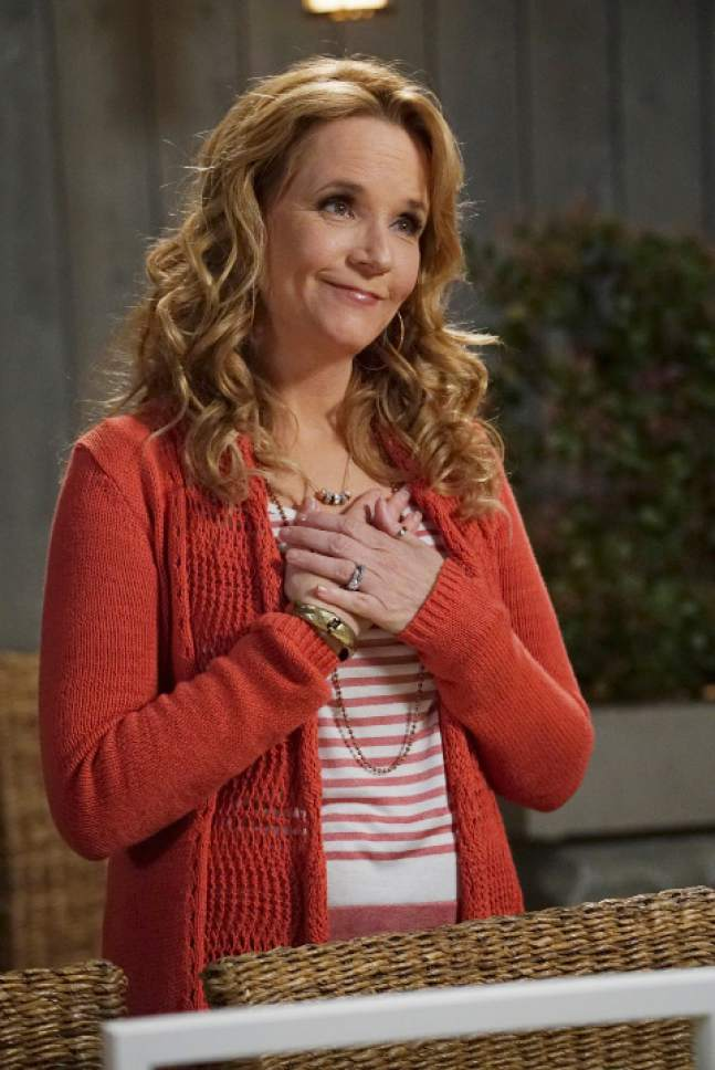 """Lea Thompson starred on """"Switched at Birth,"""" which recently ended a five-season run on Freeform. Eric Mccandleuss  